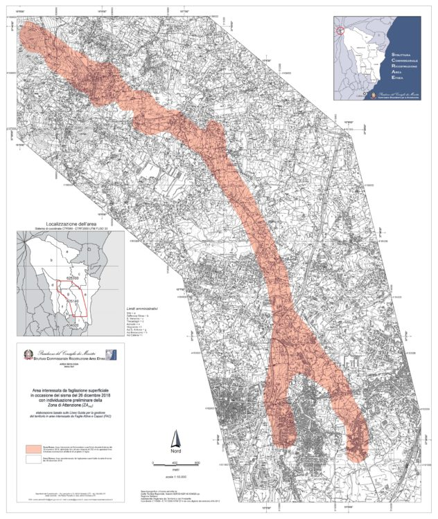 Mappa ZAfac